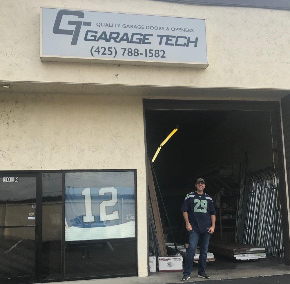 Garage tech 23 reviews garage door services 17624 for Garage door repair bothell