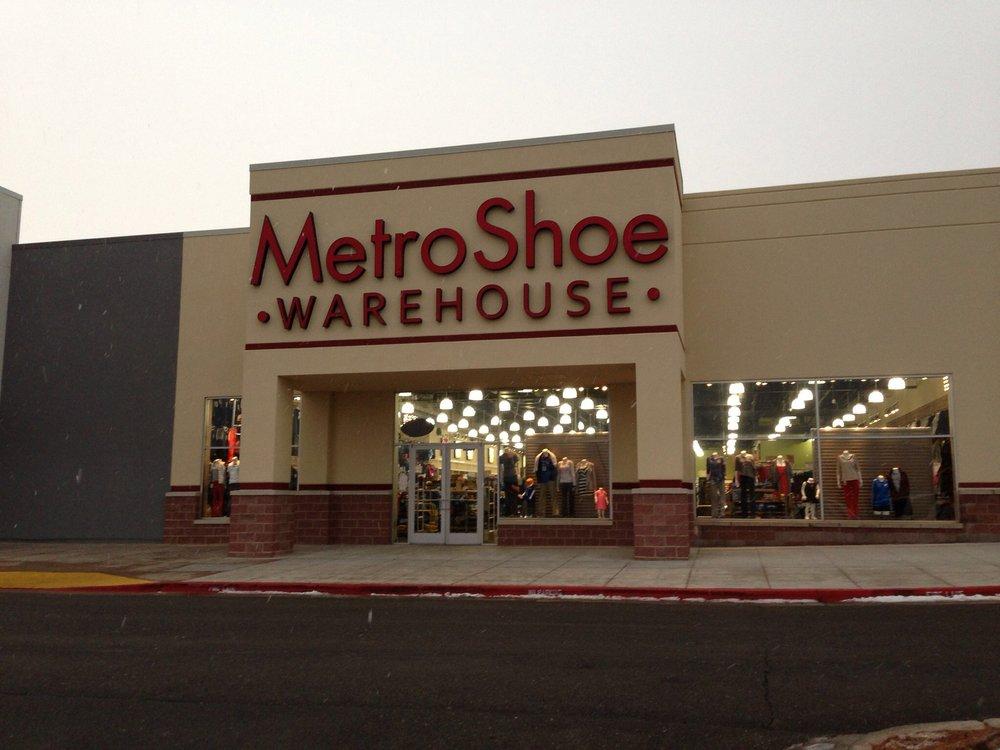MetroShoe Warehouse Shipping Rates The