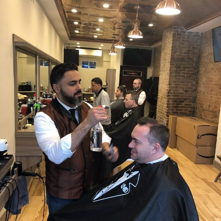 Hell S Kitchen Barbers New York Ny