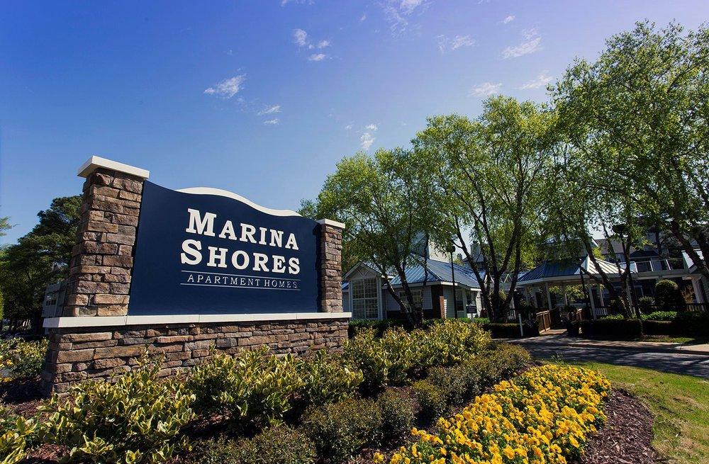 Marina Shores Apartments Virginia Beach Va