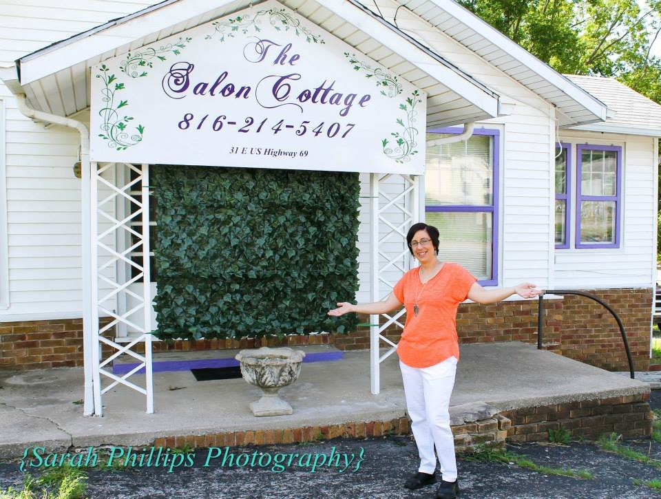 The salon cottage closed hair stylists 31 e us hwy for Salon cottage