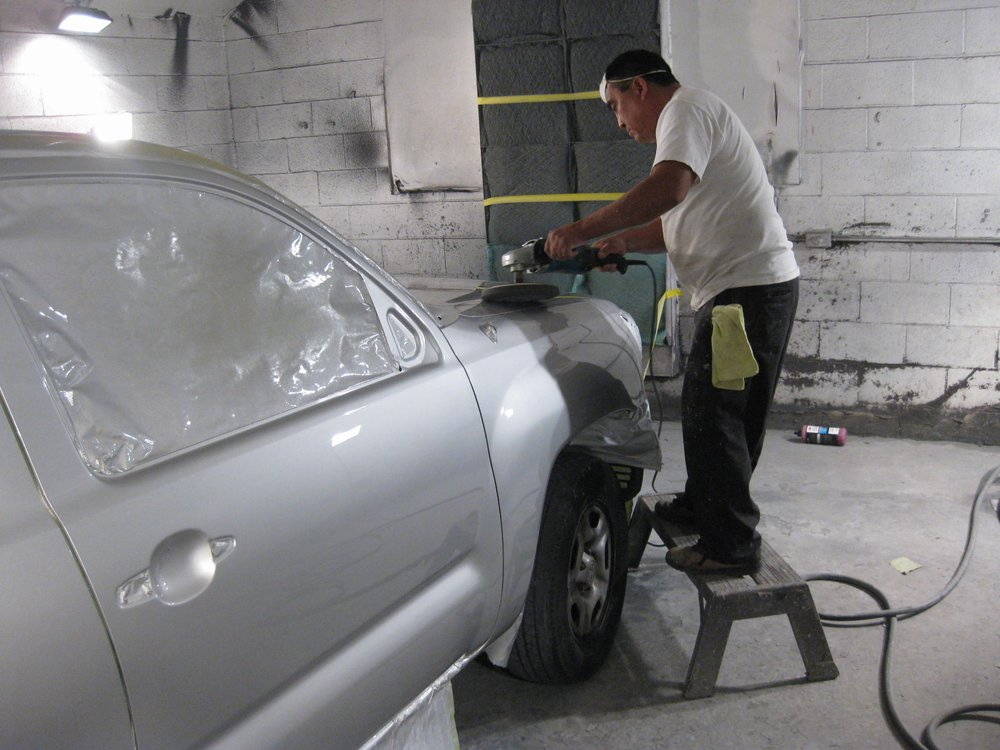 Northern california auto body 27 reviews body shops for Irwin motors body shop