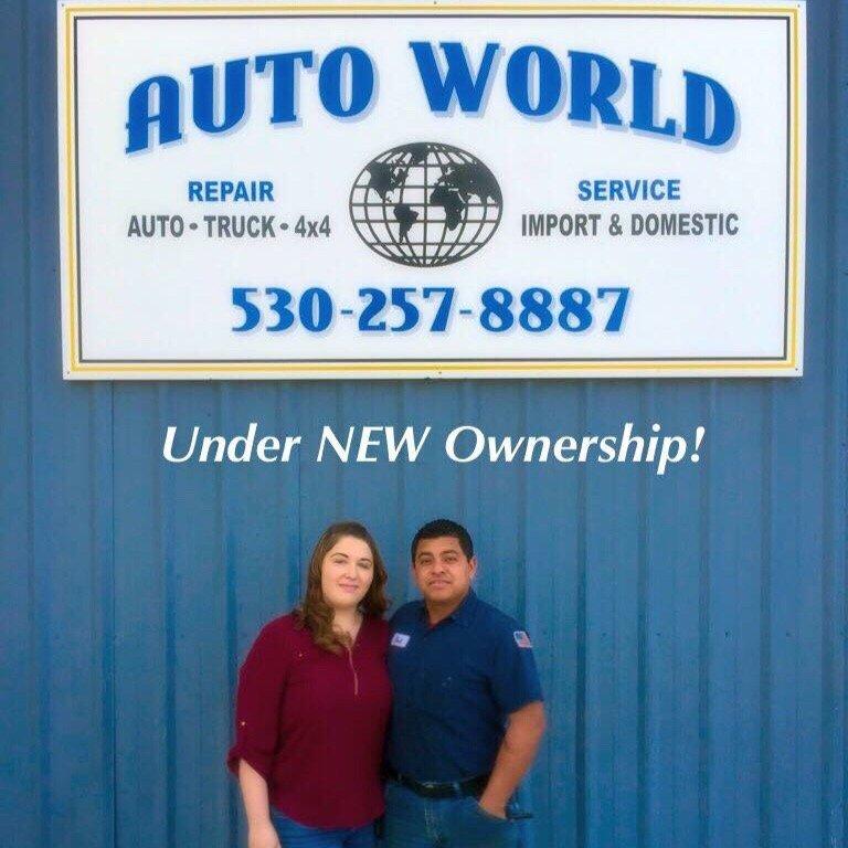 Auto World Susanville 10 Photos Motor Mechanics