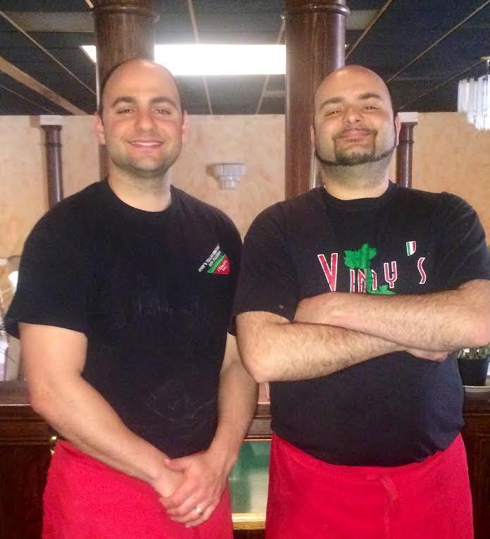 Vinny S Pizza Jersey City