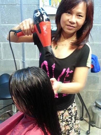 Rachael Tran Hair Studio Hairdressers 9108 Bellaire
