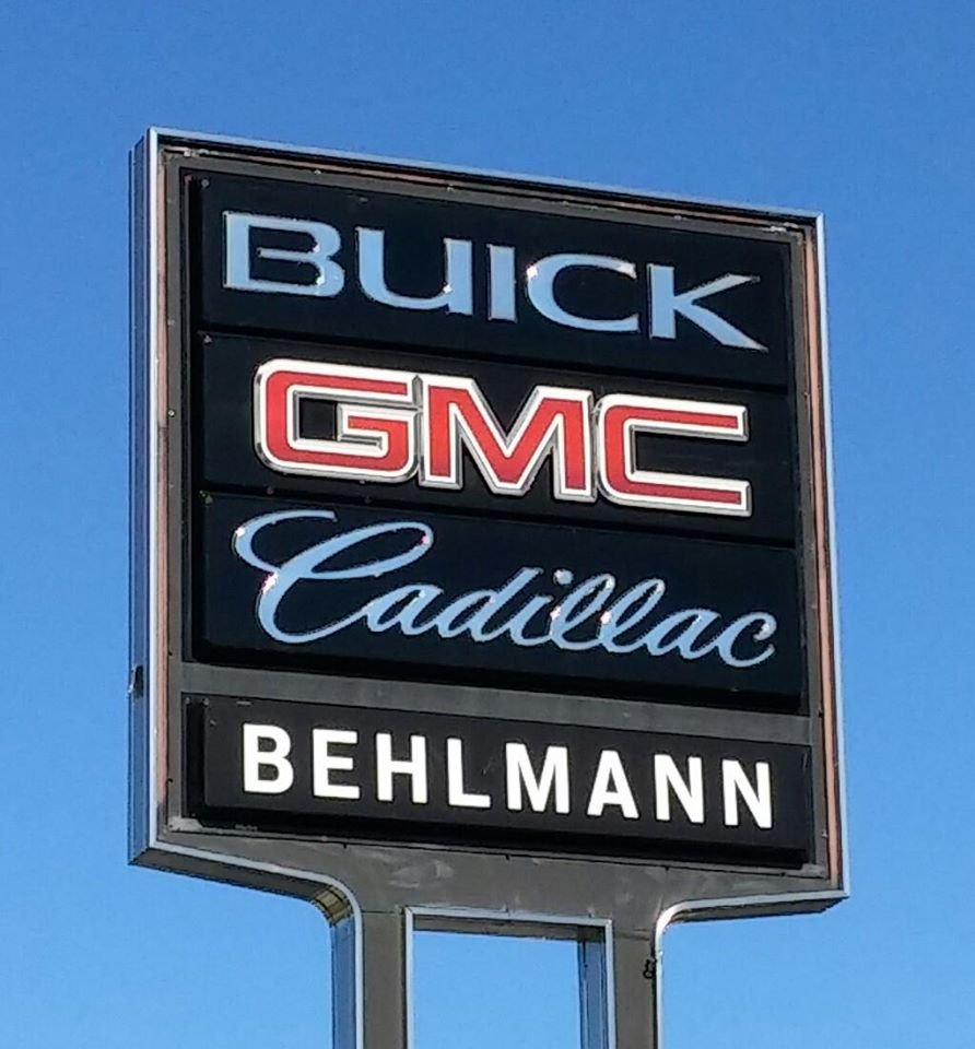 Comment from representative of behlmann buick gmc cadillac business owner