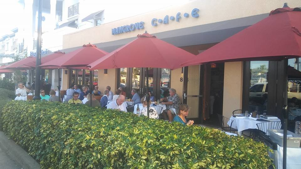 Mangrove Cafe Naples Fl