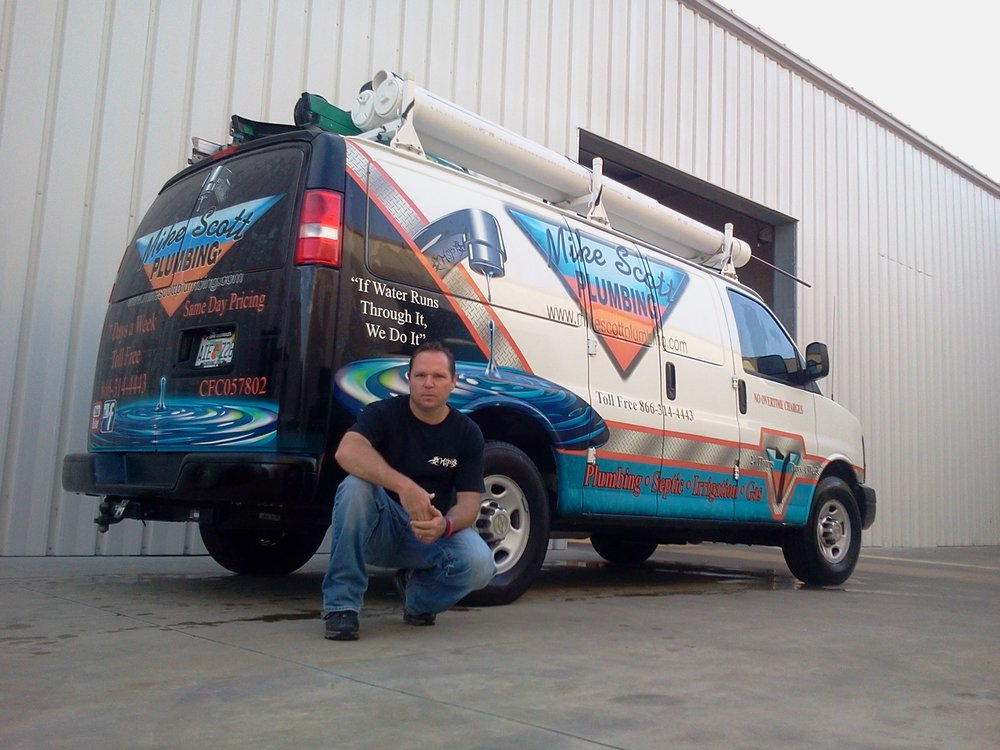 Comment From Shawn S Of Mike Scott Plumbing Business Owner