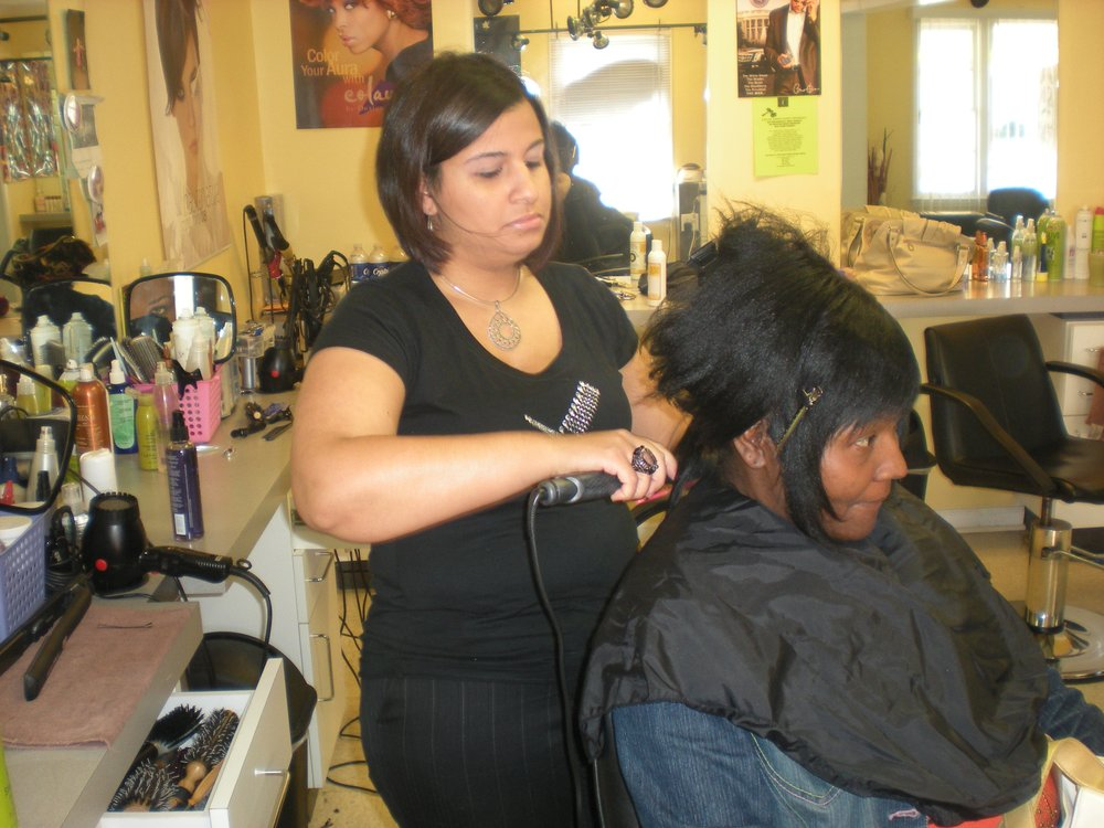 Natural Hair Salons In Queens New York
