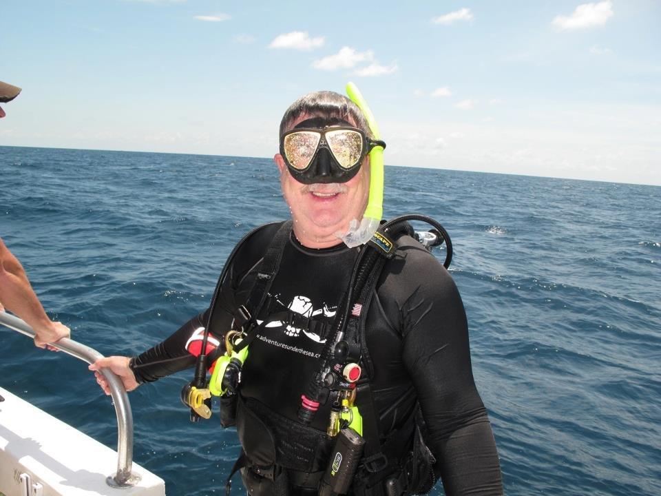 tampa ben scuba diving business