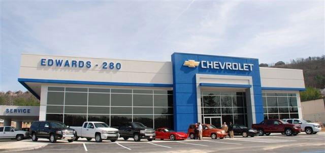 edwards chevrolet 280 car dealers 5499 hwy 280 birmingham al phone number yelp. Black Bedroom Furniture Sets. Home Design Ideas