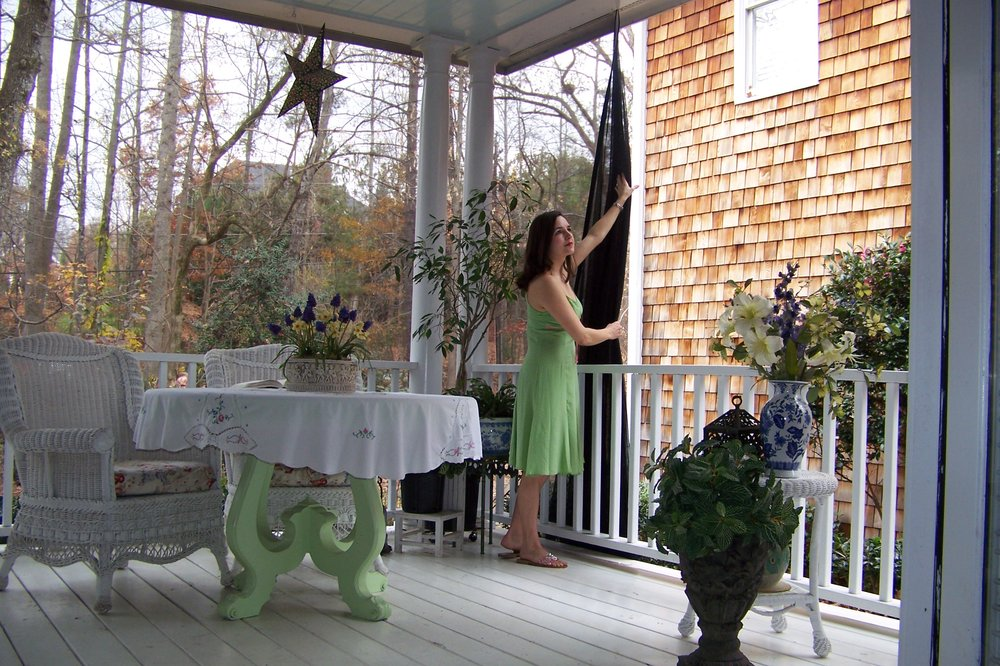 Mosquito Curtains Inc Shades amp Blinds 8601 Dunwoody
