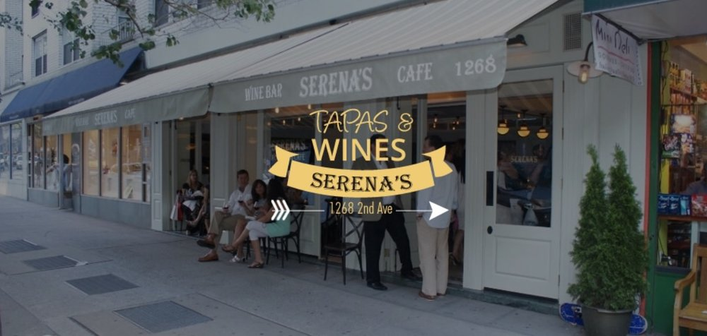 Serena S Wine Bar Cafe New York Ny