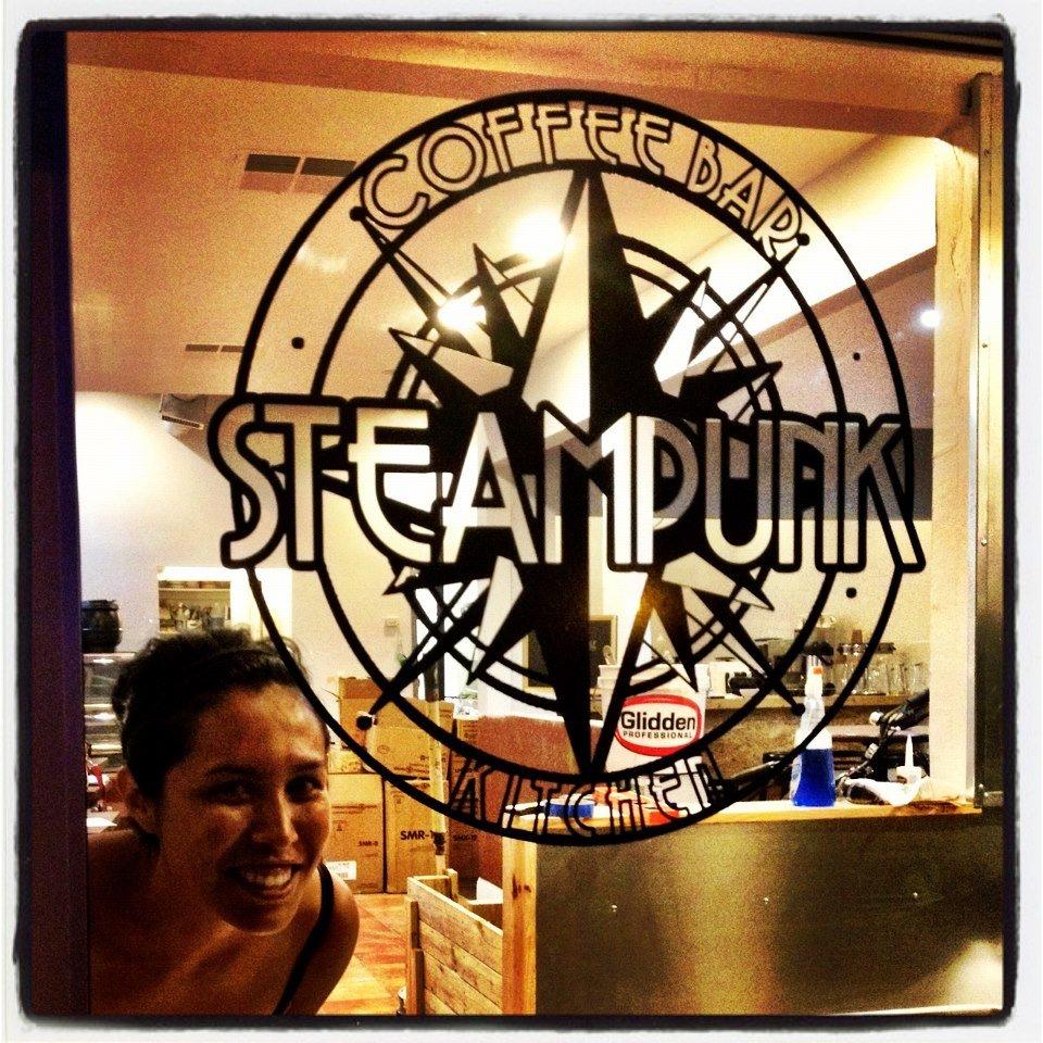 Punk Kitchen: SteamPunk CoffeeBar & Kitchen