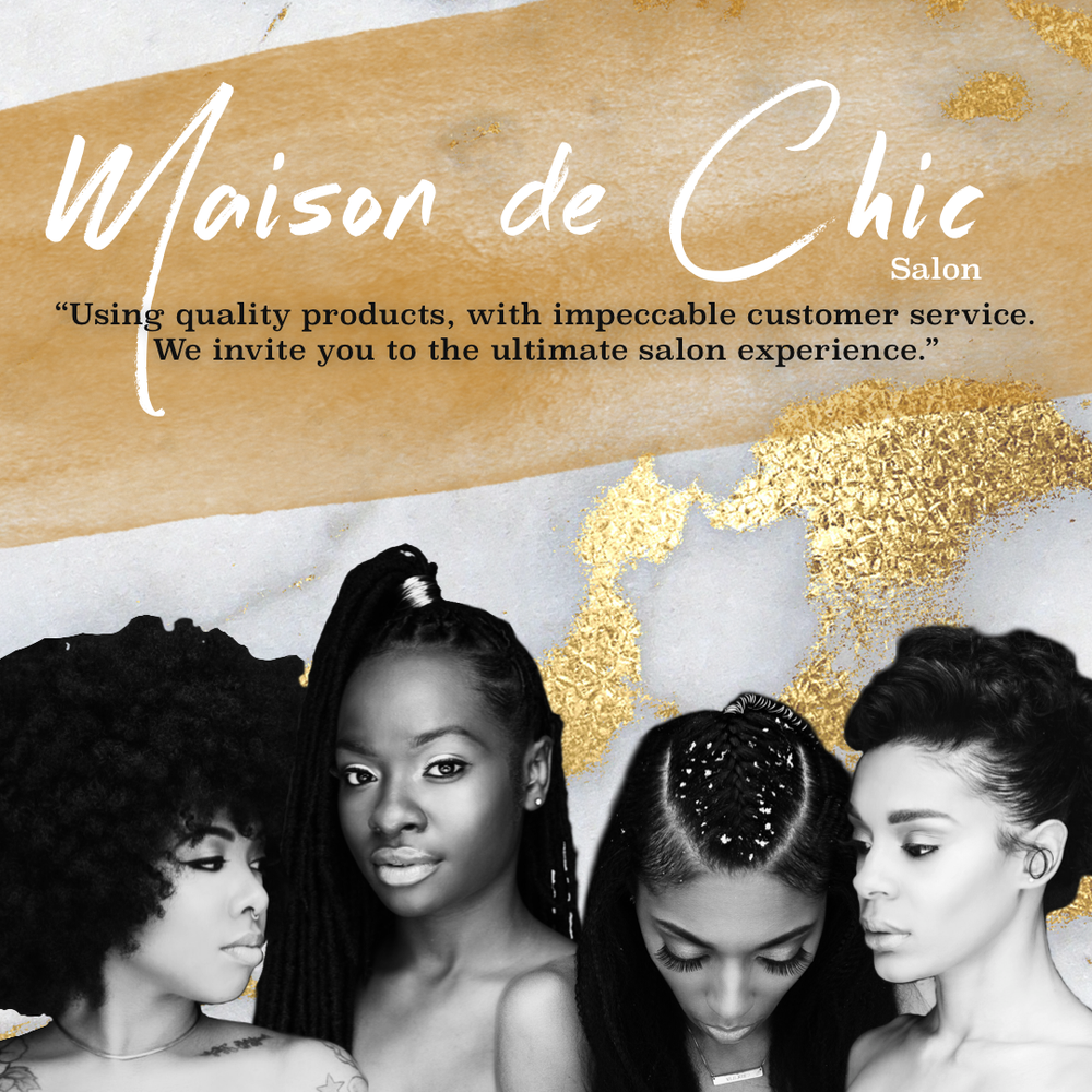Maison de chic salon 18 photos hair salons 2301 n for Maison chic revue