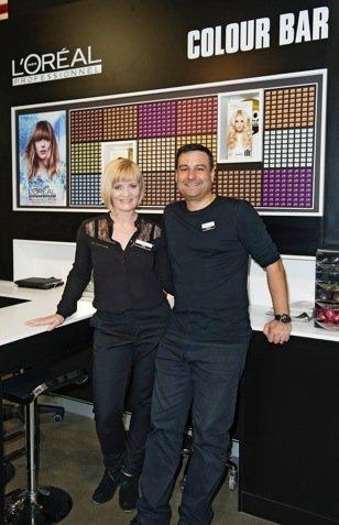 Oscar date in Brisbane