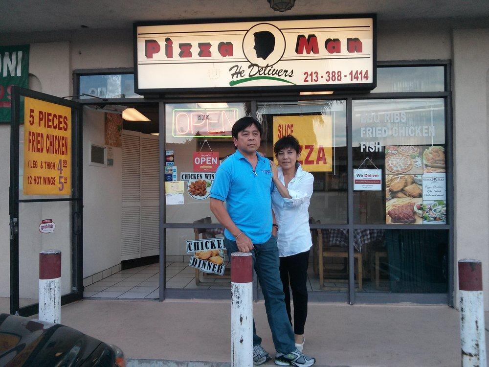 pizza man order food online 15 photos 39 reviews pizza westlake los angeles ca. Black Bedroom Furniture Sets. Home Design Ideas