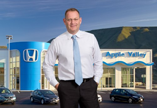 Comment From Tod M. Of Apple Valley Honda Business Manager