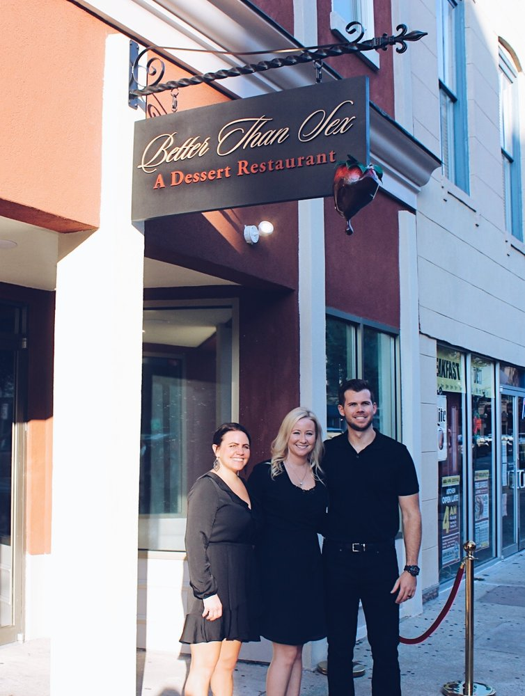 Comment from Jacquelyn S. of Better Than Sex - A Dessert Restaurant  Business Owner
