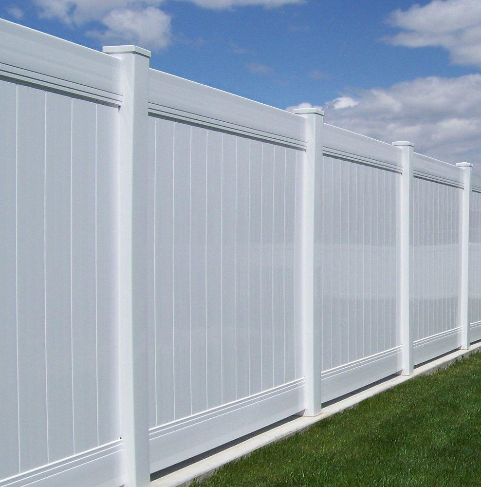 Crown Vinyl Fence 36 Photos Fences Amp Gates 986