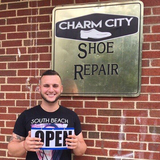 Cobbler Shoe Repair Baltimore