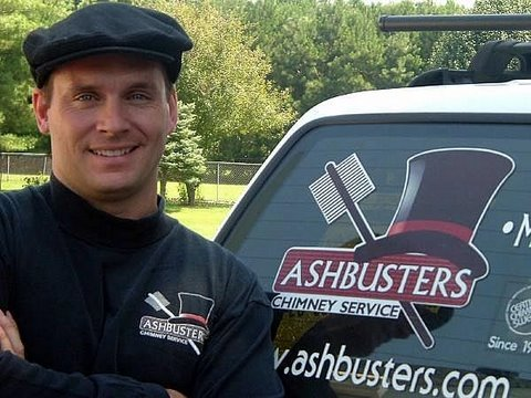 Mark S Business Owner Ashbusters Chimney Service
