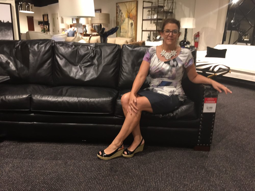 Comment From Brenda P. Of Shofers Furniture Business Customer Service