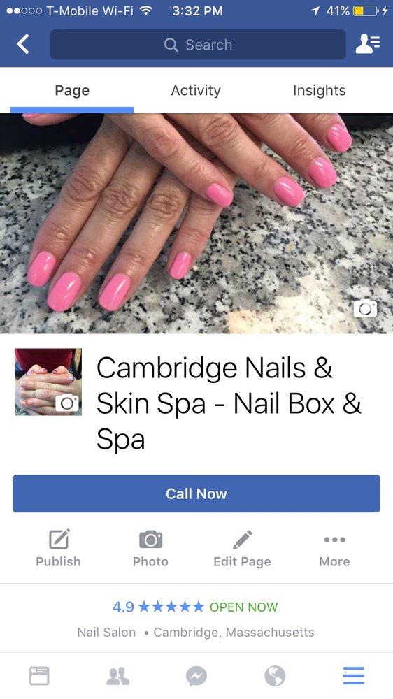Nail Box & Spa - 25 Reviews - Nail Salons - 41 Belmont St, Cambridge ...