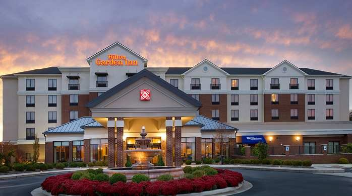 comment from jakob l of hilton garden inn indianapolis northwest business owner - Hilton Garden Inn Indianapolis