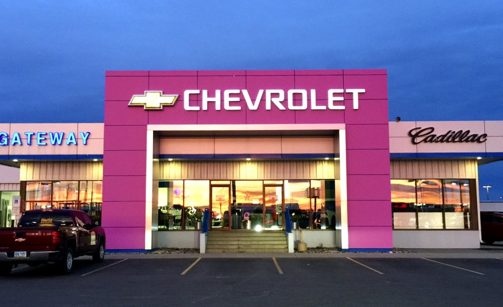Comment From Representative Of Gateway Chevrolet Business Owner