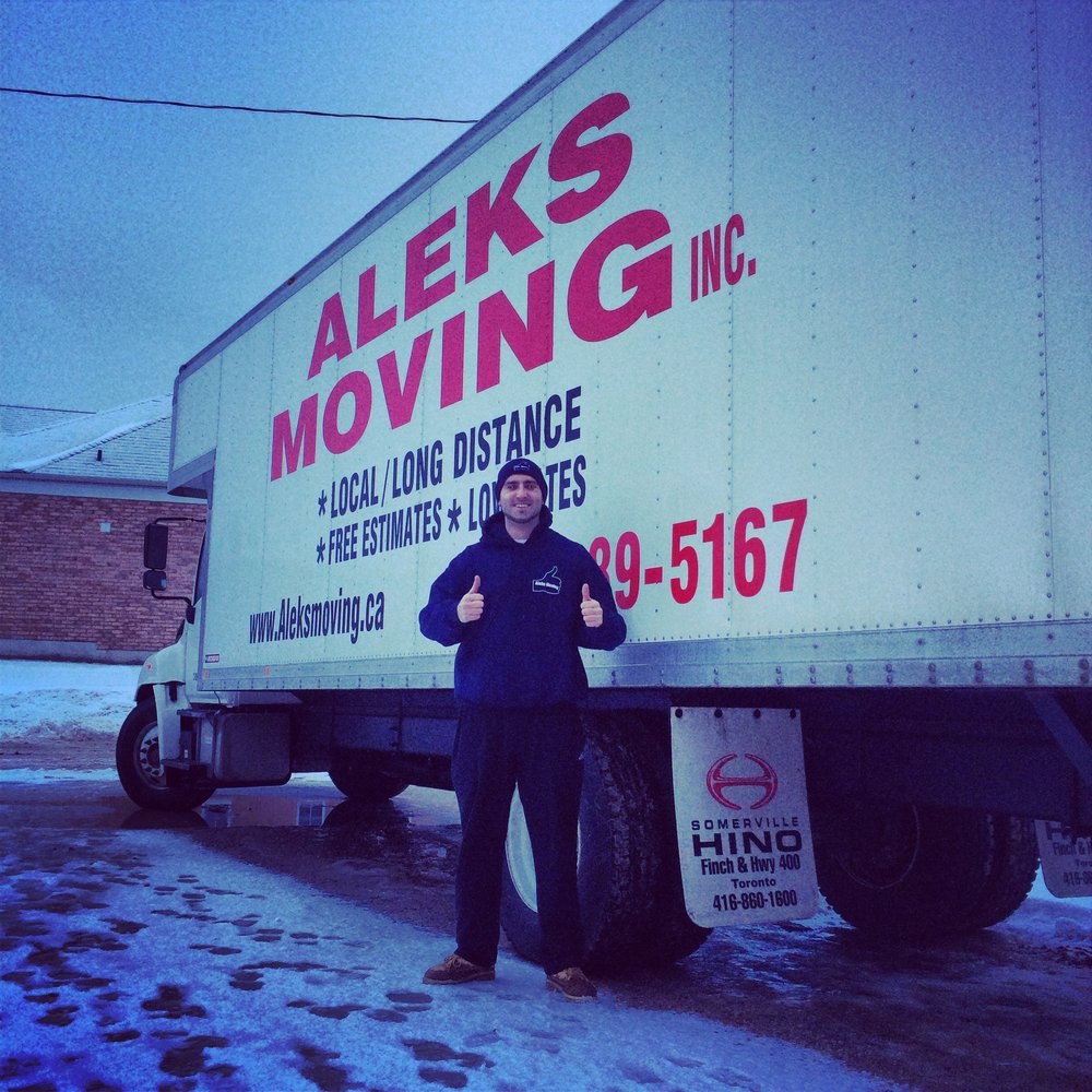 Aleks Moving - 19 Photos - Movers - Milton, ON - Phone Number - Yelp