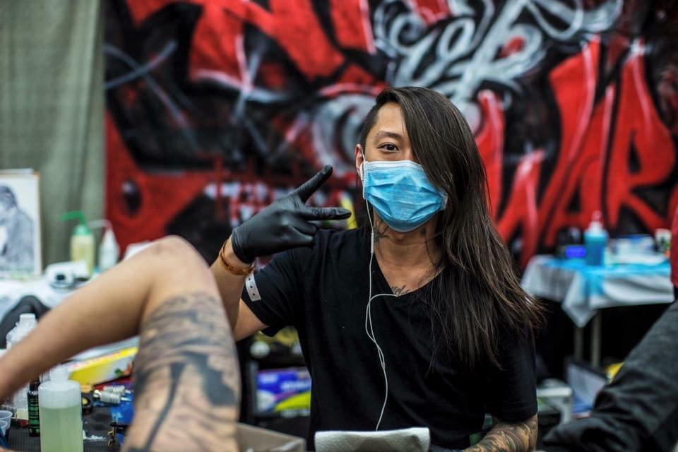 Art Of War Tattoo Collective - 258 Photos  19 Reviews - Tattoo - 7214 Arlington Blvd, Falls -5284