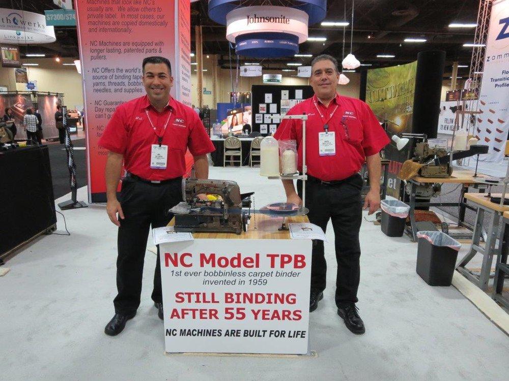 N C Carpet Binding Amp Equipment Corp New 12 Photos