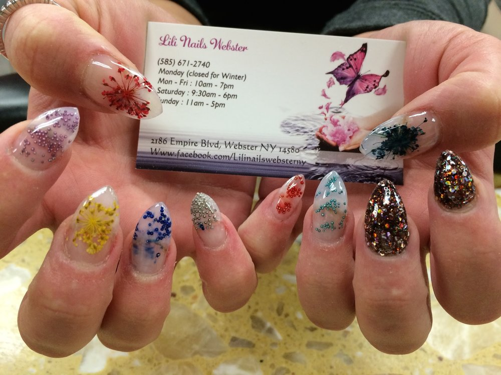 Lili Nails Webster - 46 Photos - Nail Salons - 2186 Empire Blvd ...