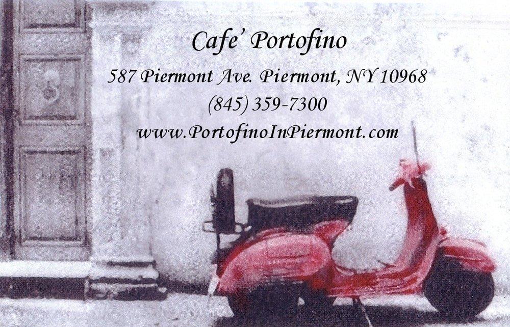 Cafe Portofino Piermont Ny Reviews