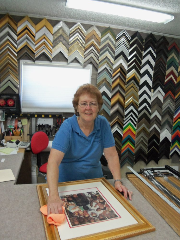 PICTURE FRAMING by M.E - 15 Photos - Framing - 11095 62nd Ln N, West ...