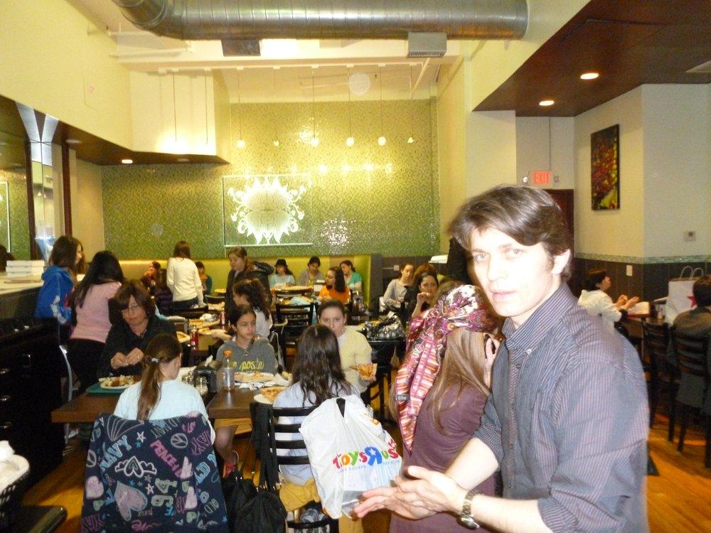 Jerusalem Cafe New York Ny