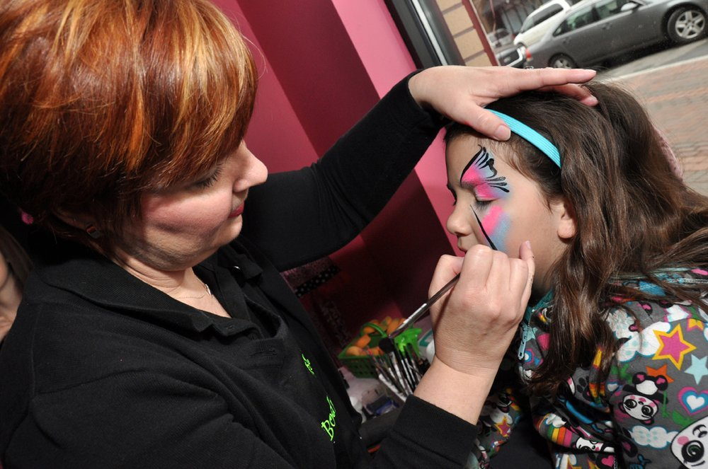 Face Painting Overland Park Ks