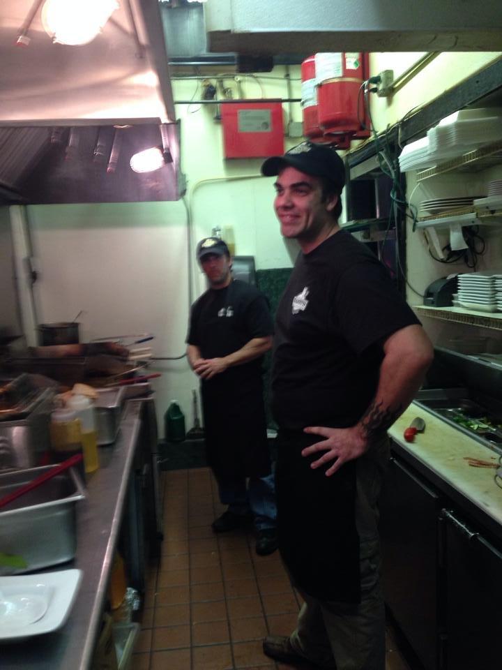 Manny S Mediterranean Cafe Menu