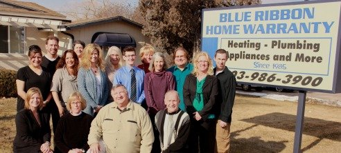 Blue Ribbon Home Warranty 57 Reviews Real Estate Services 95 S