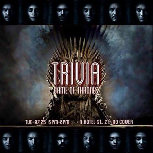 Game of Thrones - Trivia Night Tuesdays at Manifest, Honolulu