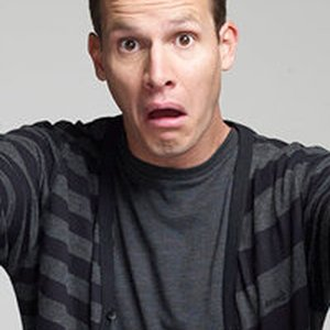 Graphite Pencil Shower Curtain featuring the drawing Daniel Tosh by Olga  Shvartsur