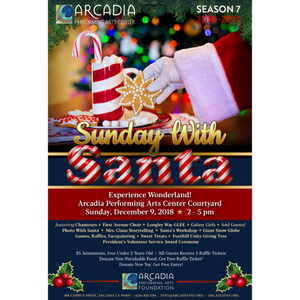 TIX GIVEAWAY: Sunday with Santa