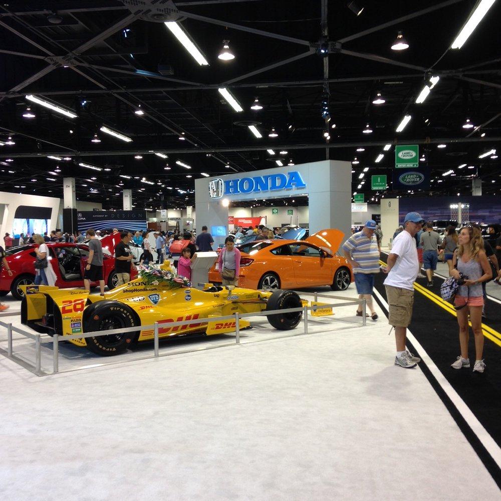 Seattle International Auto Show, Seattle