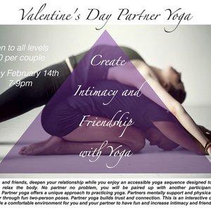 Valentines Day Partner Yoga Workshop Waipahu Events Yelp
