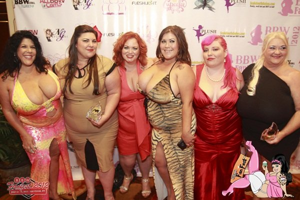 Red Carpet With April Flores Desiree Devine Platinum Puzzy Kelly Shibari Footage From The Bbwfanfest 2012 Show July  Las Vegas Next Show July