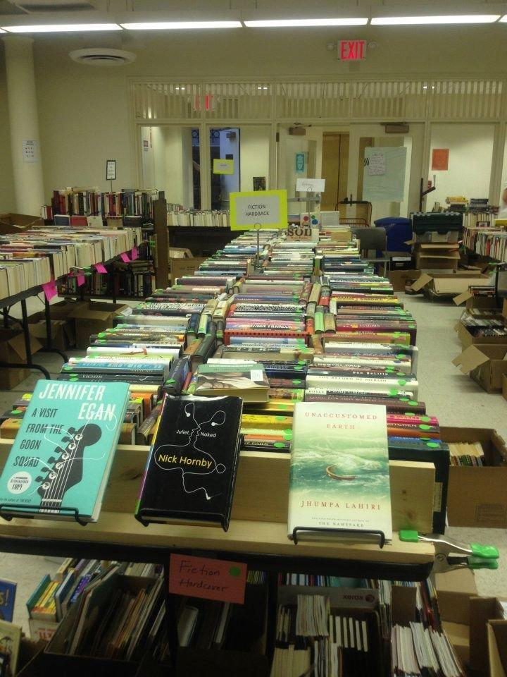 Annual Carroll Gardens Library \