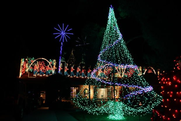 Winterhaven Festival of lights