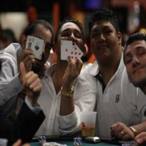 winner of the world poker tournament