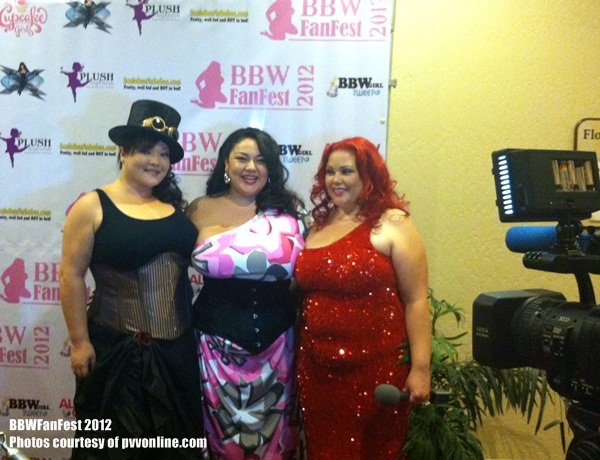 Red Carpet With April Flores Kelly Shibari Julia Sands